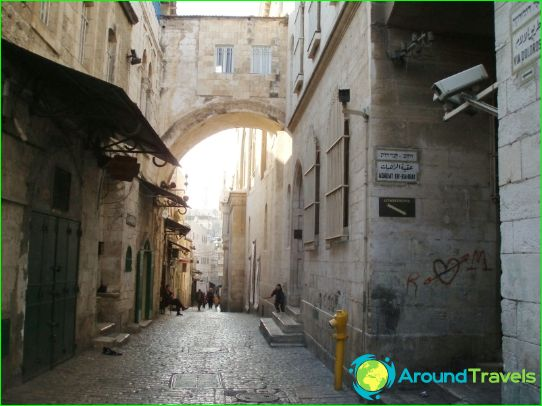 Vanha Jerusalem Street