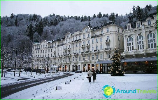 Karlovy Vary Nieuwjaar