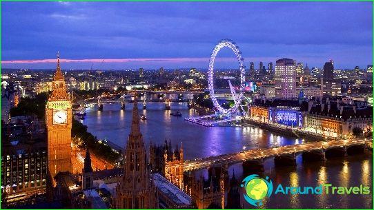 لندن في 5 أيام