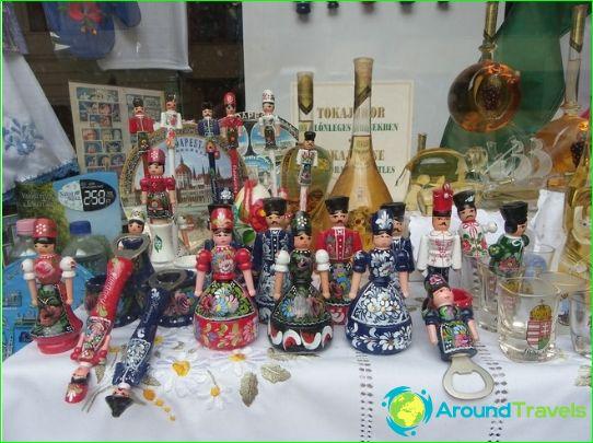 Winkelen in Hongarije