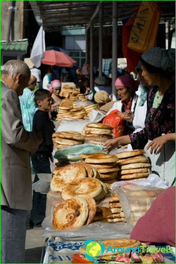 Kaupat ja markkinat Dushanbe