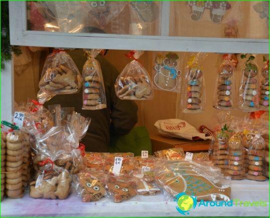 Пазаруване в Словакия