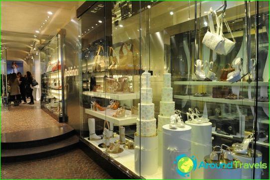 Butiker och köpcentra Rimini