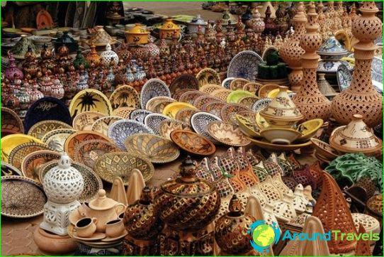 Пазаруване в Тунис