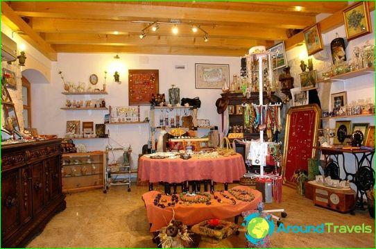 Winkelen in Kroatië