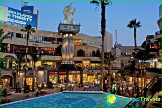 Los Angeles Shopping