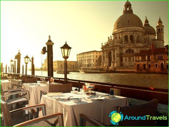 Vacances en Italie en août