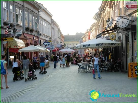 Ostokset Serbiassa