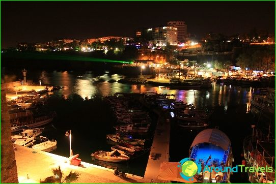Nytt år i Antalya