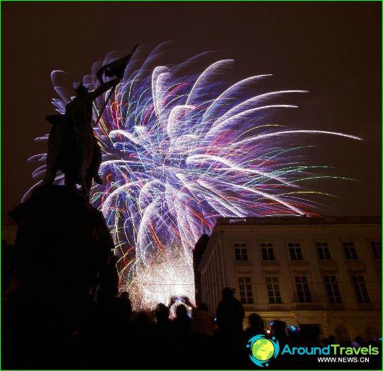 Uusi vuosi Brysselissä