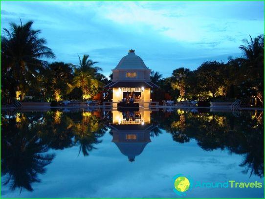 Vacances au Cambodge en juillet