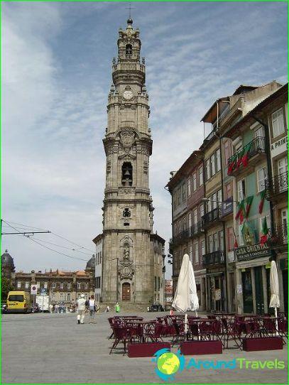Clerigos-torni