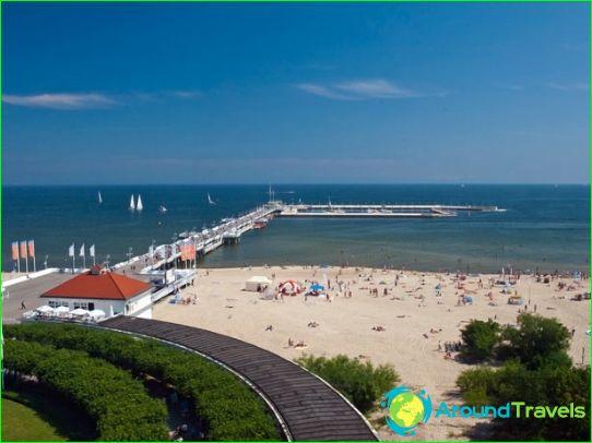 Плажове на Полша