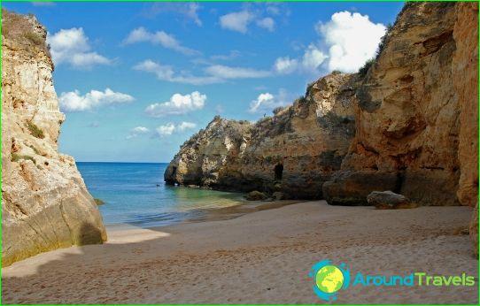 Португалия плажове