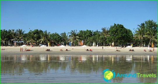 Плажове на Индонезия