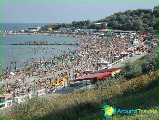 Stranden van Roemenië