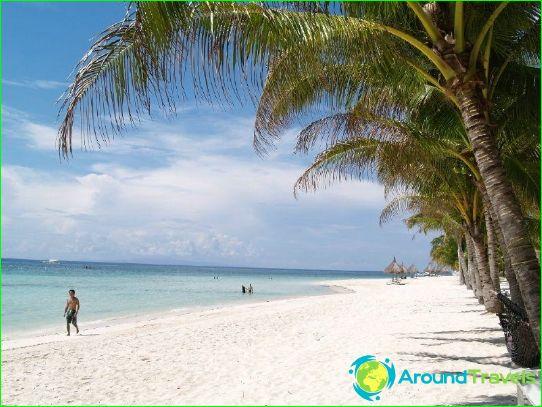 Filippiinien rannat