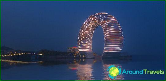 Lomat Kiinassa heinäkuussa