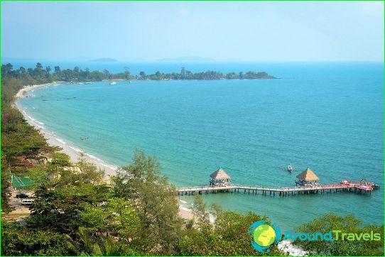 Vakantie in Cambodja in september