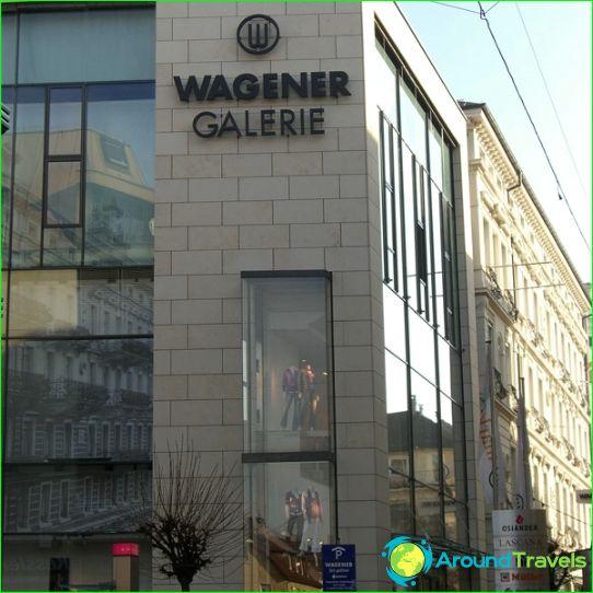 Winkels en boetieks van Baden-Baden