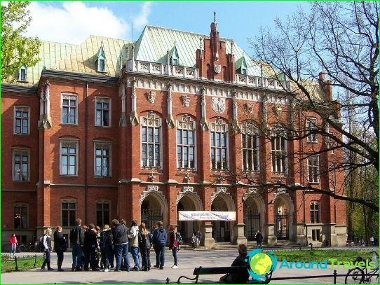 Образование в Полша