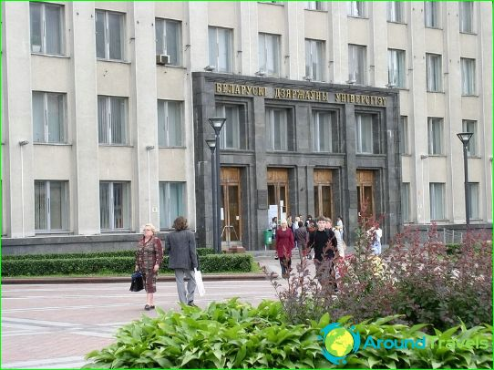 Onderwijs in Wit-Rusland