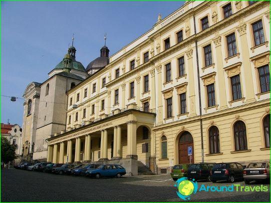 Koulutus Tšekin tasavallassa
