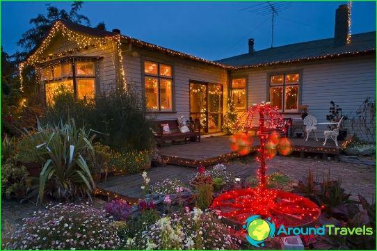 Kerst in Nieuw-Zeeland