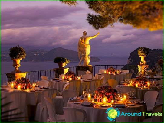 Vakantie in Italië in september