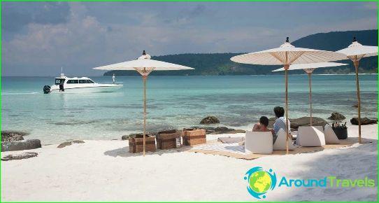 Vacances au Cambodge en octobre