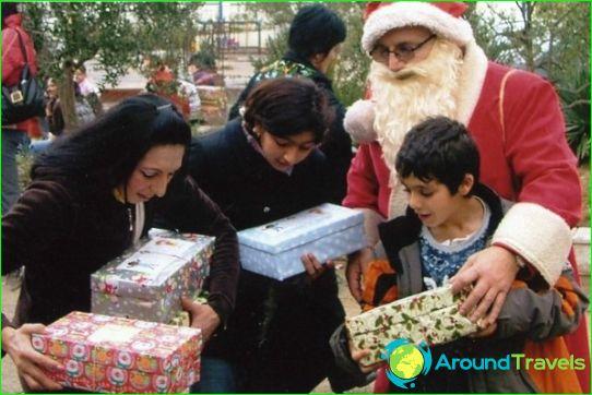 Joulu Montenegrossa