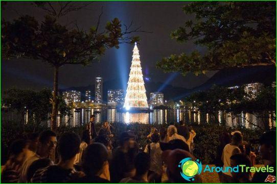 عيد الميلاد في البرازيل