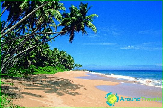 Плажове в Шри Ланка