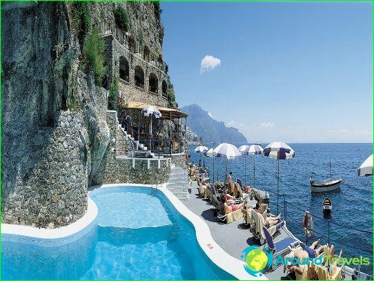 العطل في إيطاليا في أكتوبر