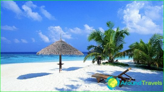 Stranden van de Dominicaanse Republiek