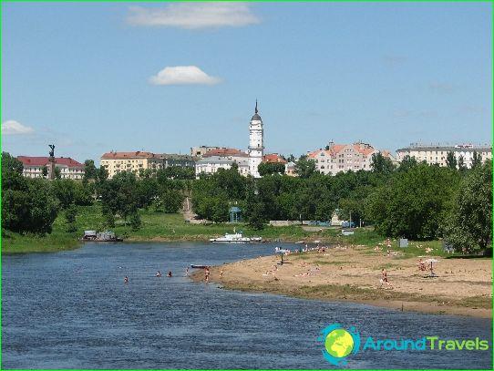 Плажове на Беларус