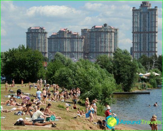 Rannat Moskovassa