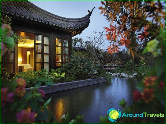 Vakantie in China in oktober