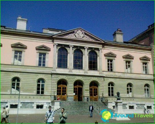 Koulutus Sveitsissä