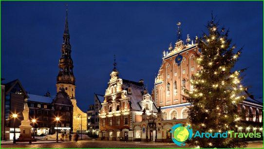 Joulu Latviassa