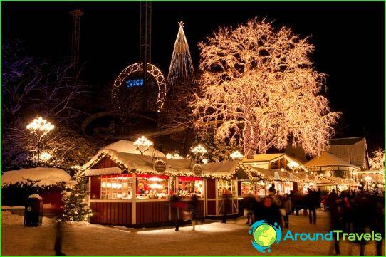 Коледа в Швеция