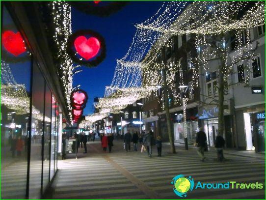 Коледа в Дания