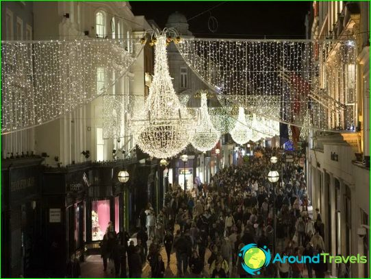 Kerst in Ierland