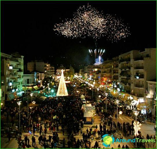 Joulu Kreikassa