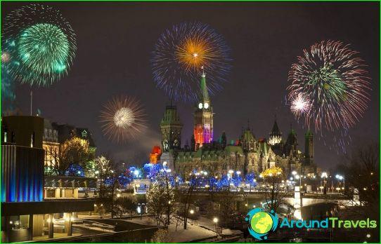 Joulu Kanadassa