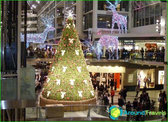Kerst in Canada