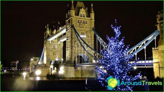 Britse kerst