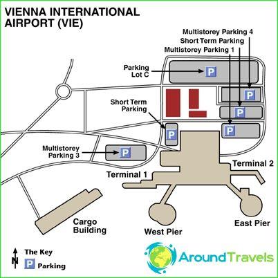Летище Виена