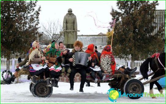Joulu Valkovenäjällä