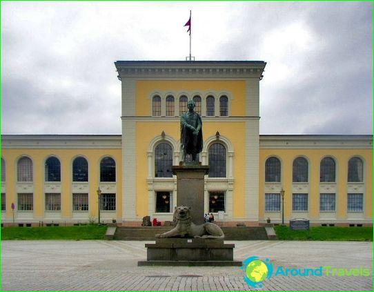Koulutus Norjassa